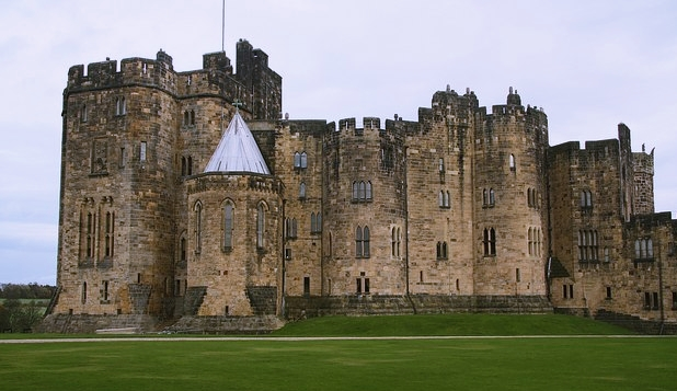 The Alnwick Castle