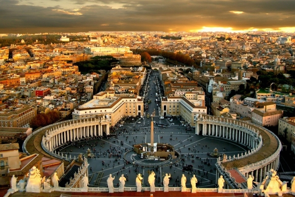 St. Peter's Square (Rome)