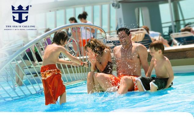 Cruising is a best family activity. | Photo by Royal Caribbean Cruises